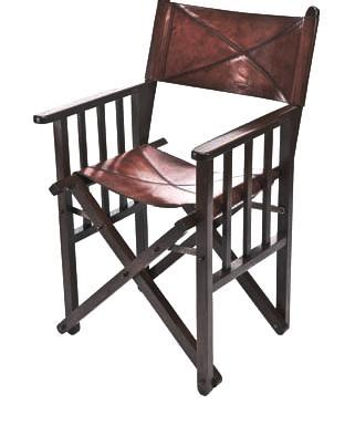 Кресло темное Oxford - фото