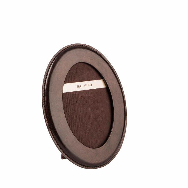 Фоторамка овальная темно-коричневая Hamilton - фото
