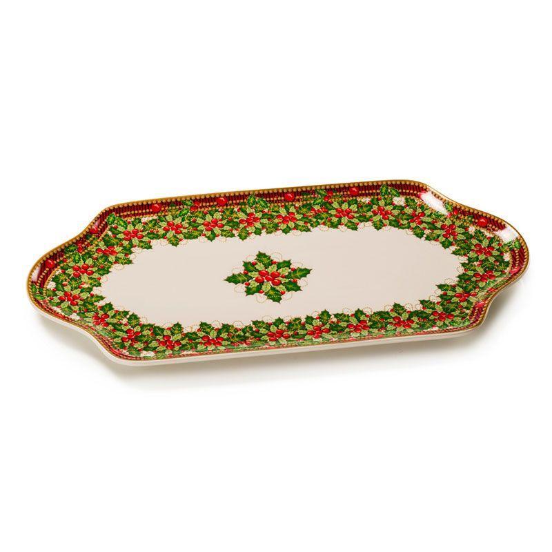 Фигурное блюдо для новогоднего стола «Исполнение желаний» - фото