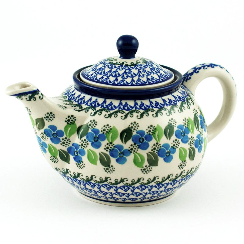 Чайник заварник 0,9 л Керамика Артистична - фото