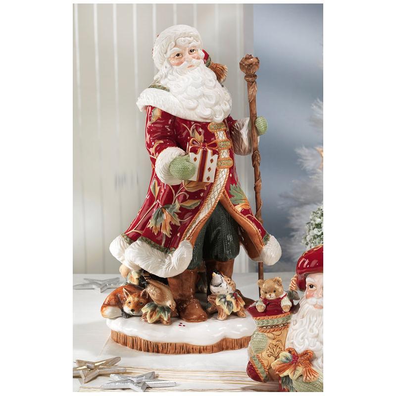 Статуэтка Дед Мороз - фото