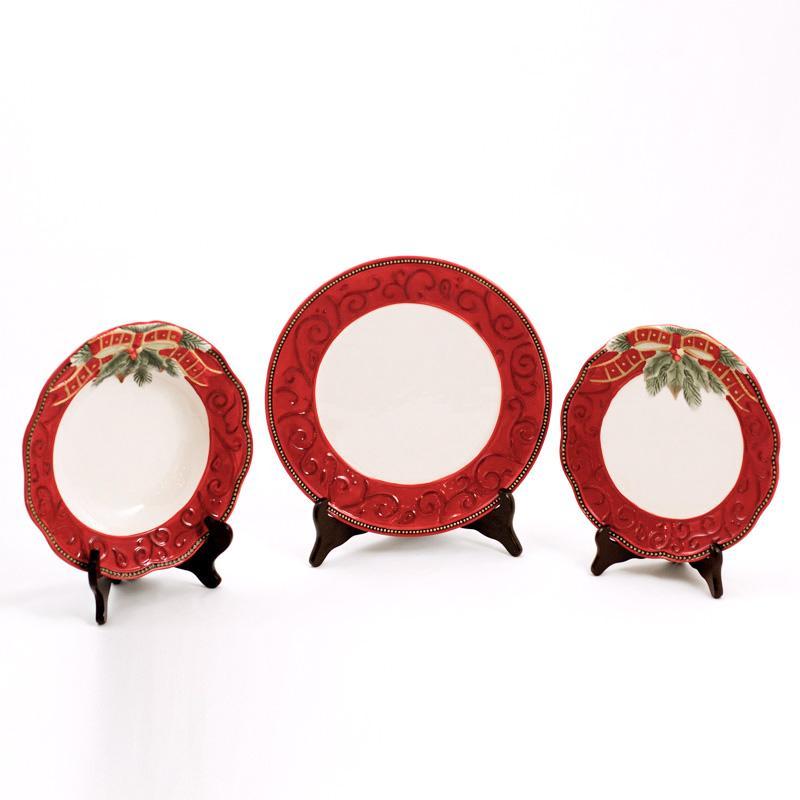 Набор из 3-х тарелок - фото