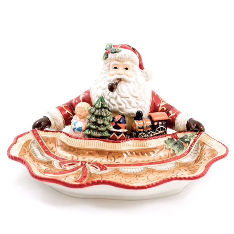Блюдо Санта - фото