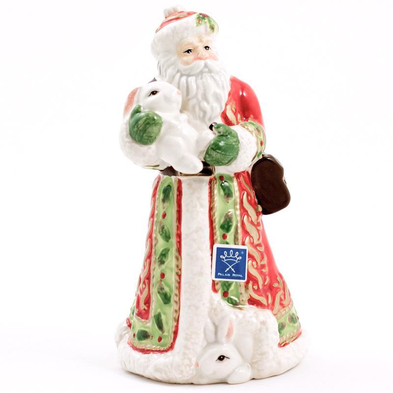 """Колокольчик """"Дед Мороз"""" - фото"""