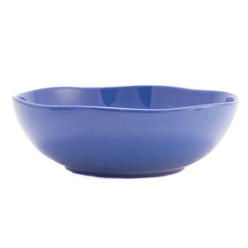 Коллекция синей посуды Ritmo - фото