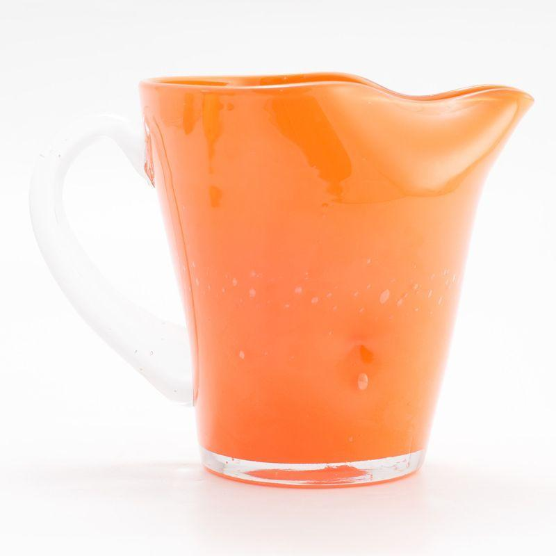 Кувшин Comtesse Milano Samoa  непрозрачный оранжевый 1 л - фото