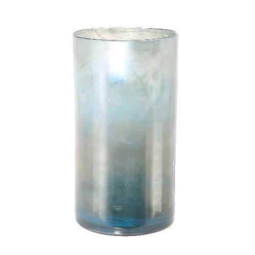 Ваза голубая Pambula - фото