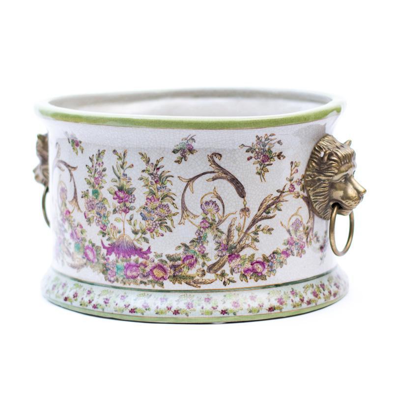 Дорогая декоративная керамика Romantic rose - фото