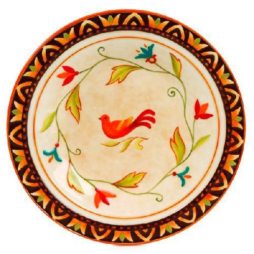 Тарелка для фруктов - фото