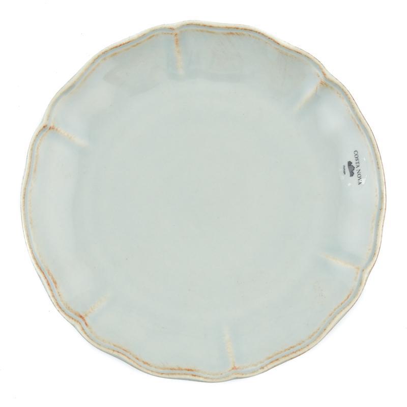 Тарелки десертные бирюзовые, набор 6 шт. Alentejo - фото
