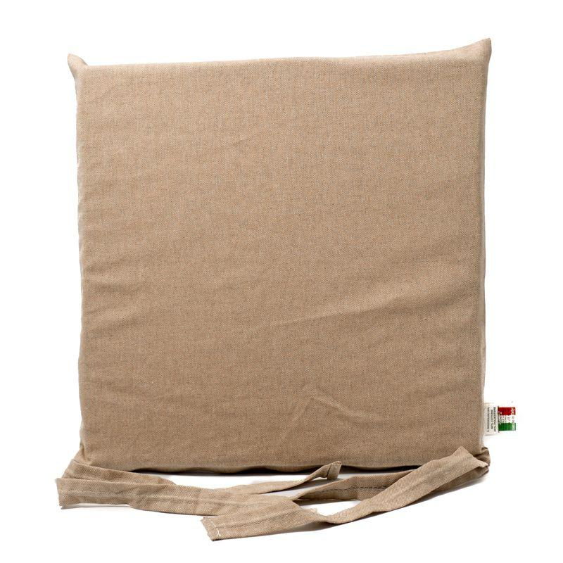 Подушка для стула - фото