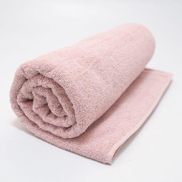 Полотенце Centrotex Cless 100×150 см розовое - фото