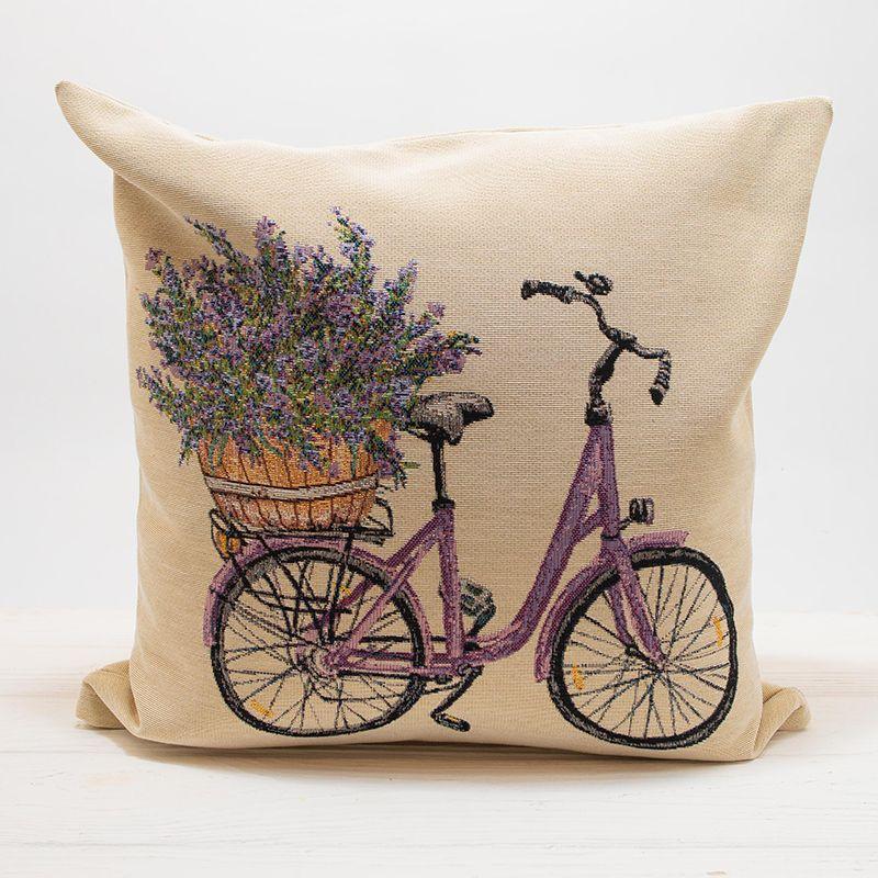 Наволочка Villa Grazia Premium Велосипед - фото