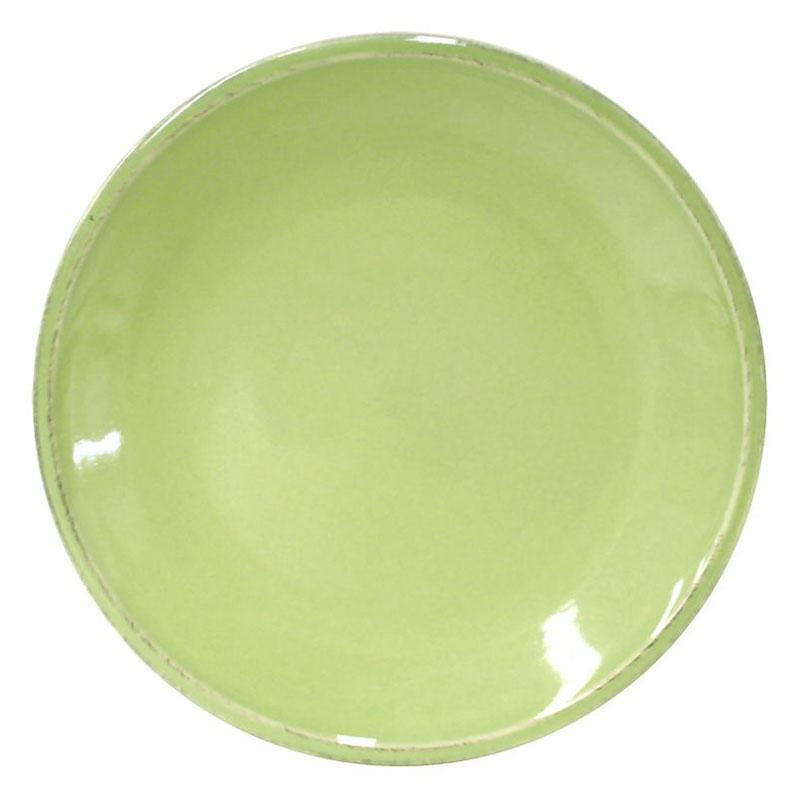 Тарелки для салата зелёные, набор 6 шт. Friso - фото