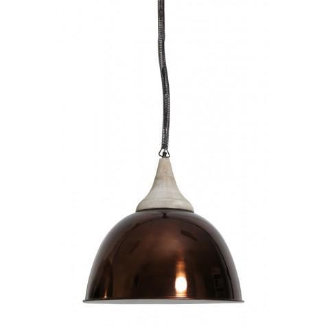 Подвесной светильник в стиле лофт - фото