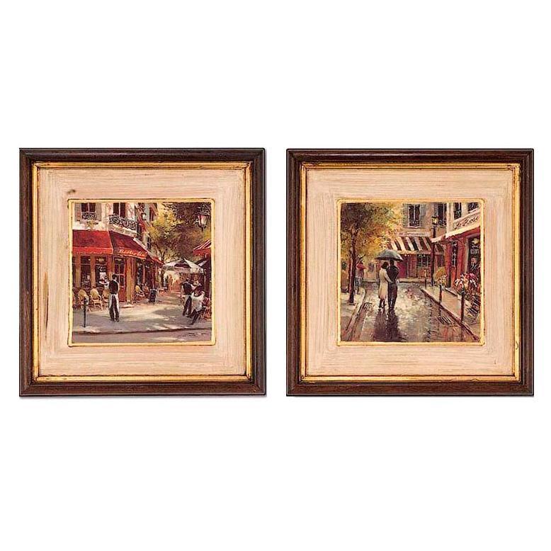 Набор из 2 репродукций картин Брента Хейтона - фото