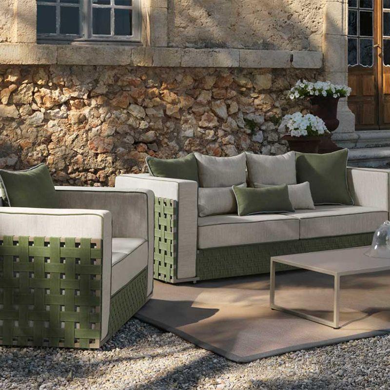 Комплект мебели для улицы Lily - фото