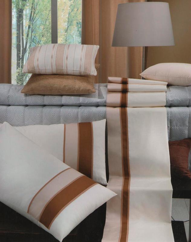 Комплект постельного белья Nora - фото