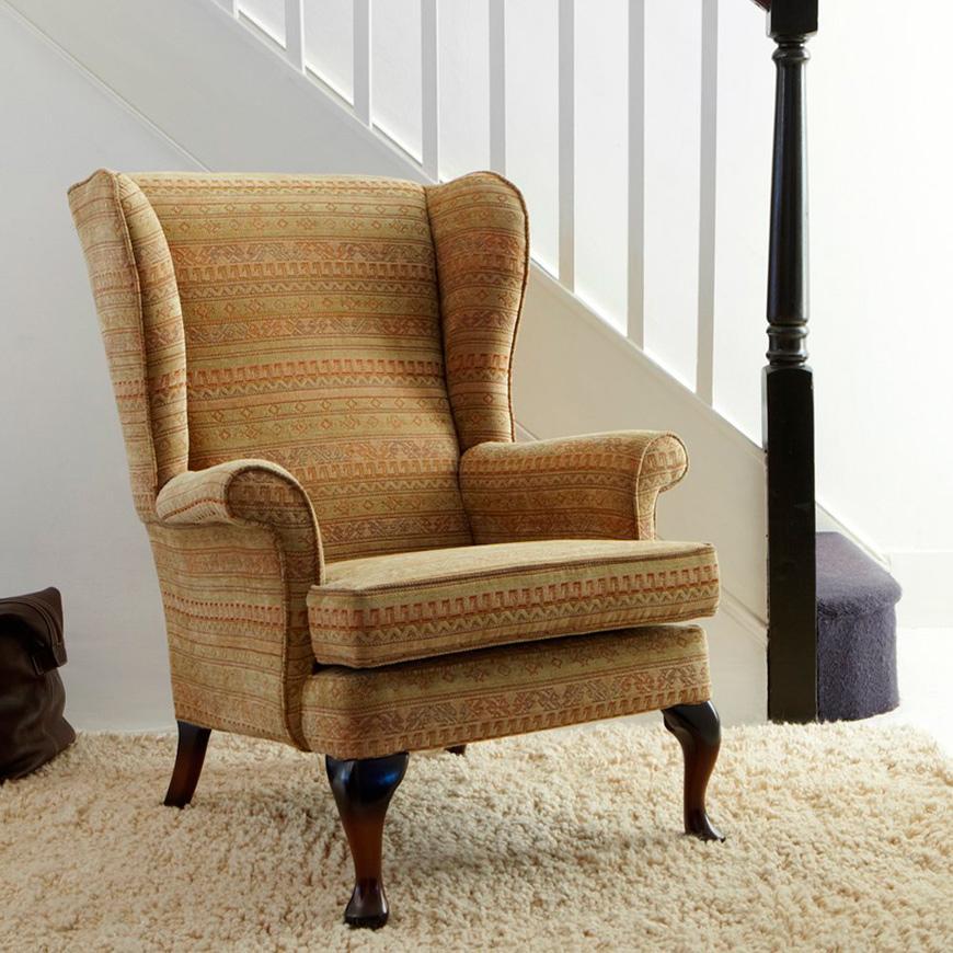 Кресло Penshurst Wing Tournier D - фото