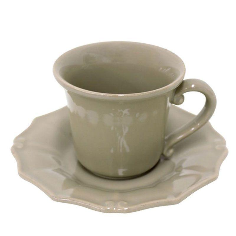 Чашка для кофе с блюдцем Barroco - фото