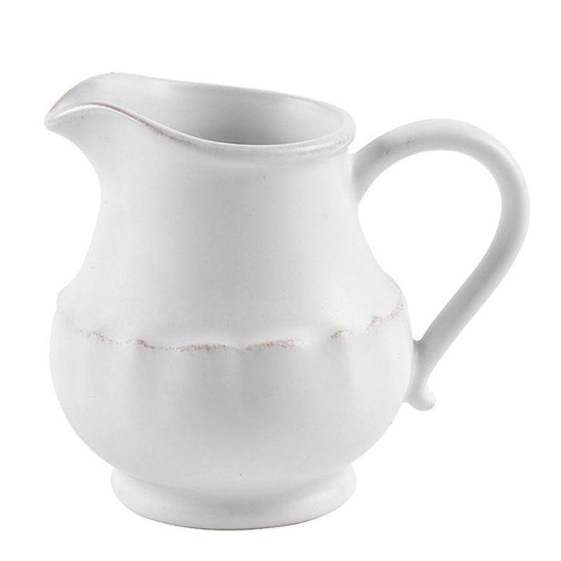 Молочник белый Impressions - фото