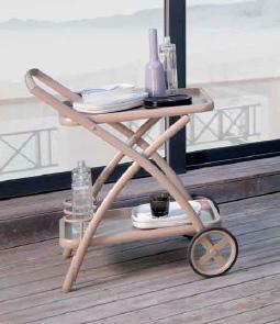Столик сервировочный - фото