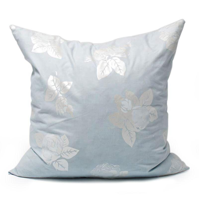 Перо-пуховый наполнитель для подушки в хлопковом чехле - фото