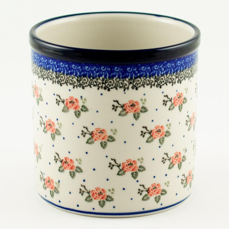 """Подставка для кухонных приборов """"Чайная роза"""""""
