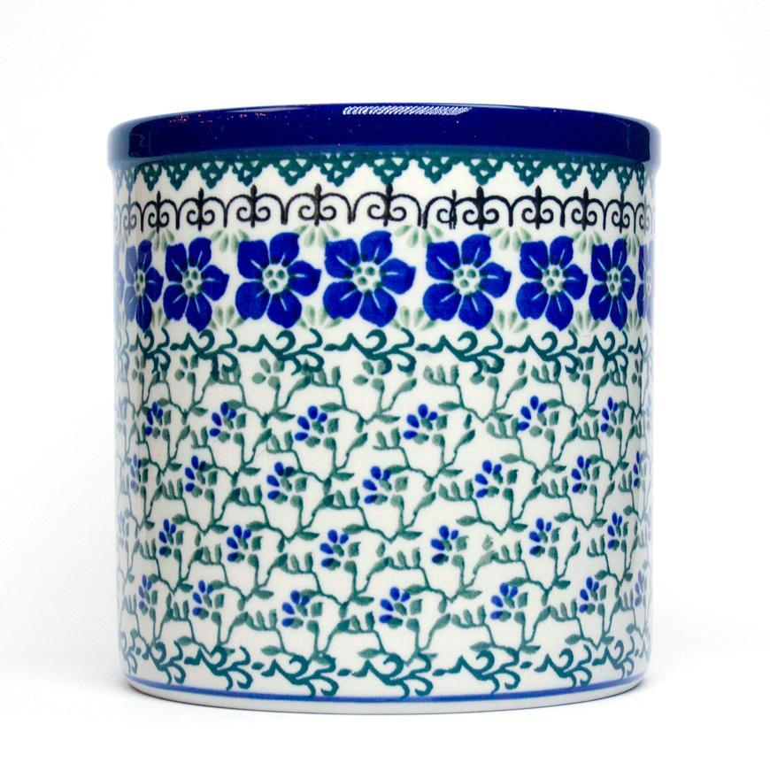 """Форма из прочной керамики для выпечки куличей """"Фиалки"""""""
