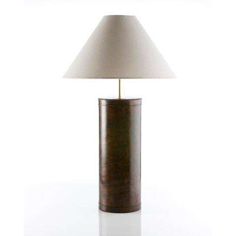 Настольная лампа и абажур Kensington