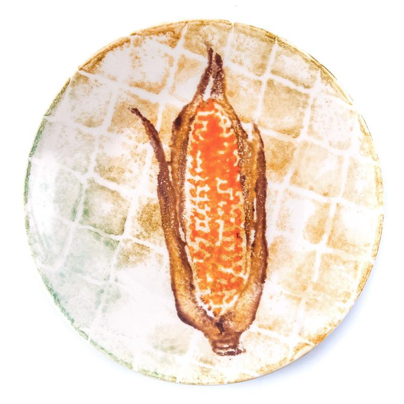 """Тарелка десертная 22 см """"Кантри"""""""