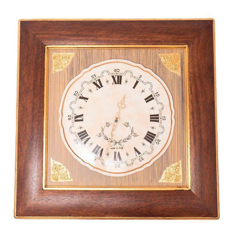 """Часы настенные """"под старину"""""""
