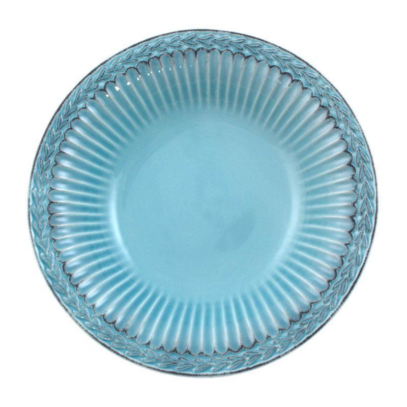Тарелка для супа Bizzirri  Venezia Turch 24 см
