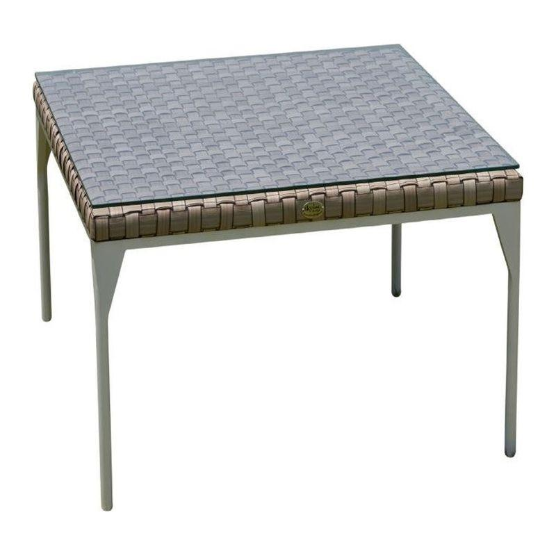 Стол обеденный квадратный Brafta Dining Set