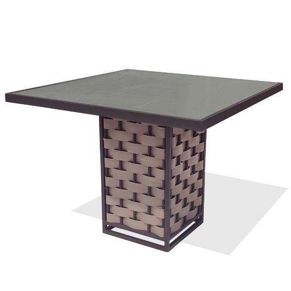Стол обеденный квадратный Bandido Dining Set