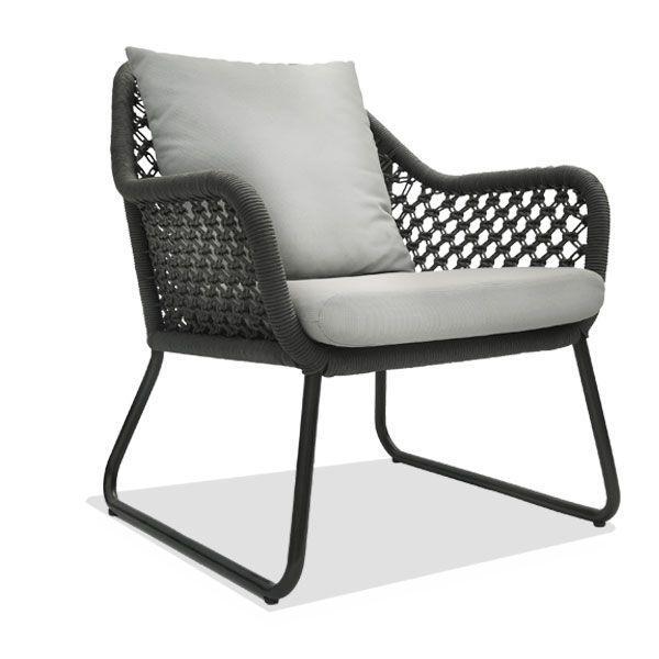 Металлическое балконное кресло Moma