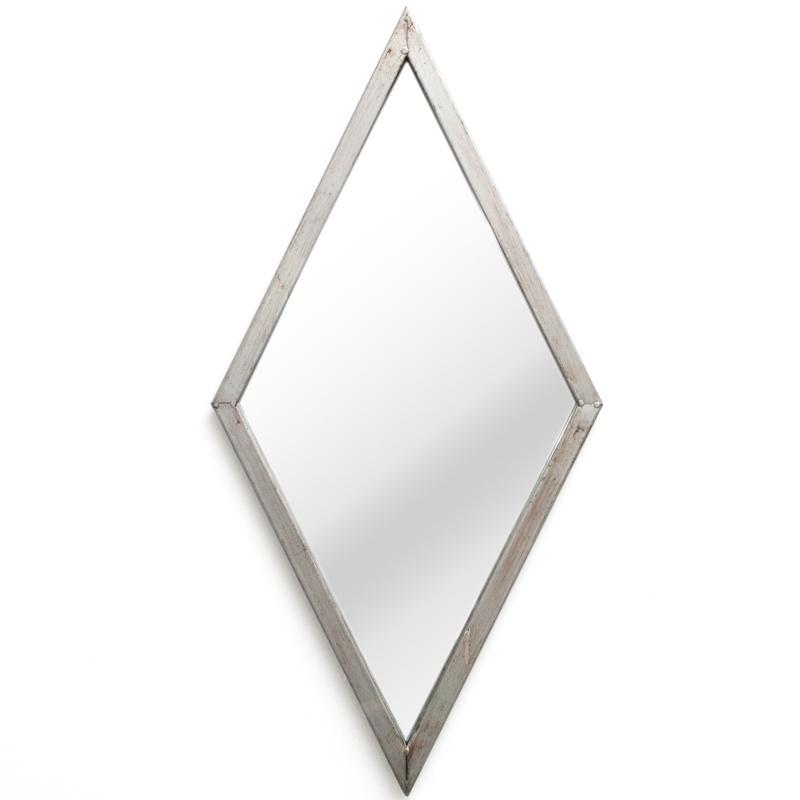 Зеркало ромбовидное