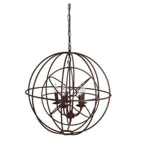 Подвесной светильник Ruggiero Rust стимпанк