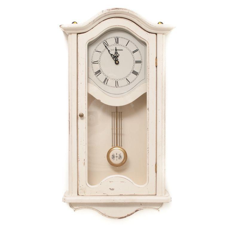 Часы старинные с маятником и боем