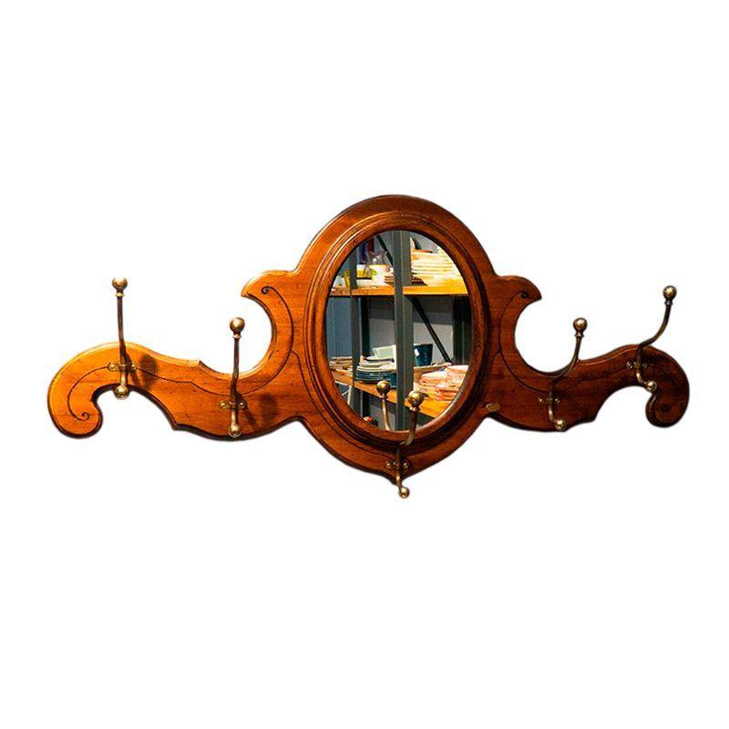 Вешалка с зеркалом Capanni