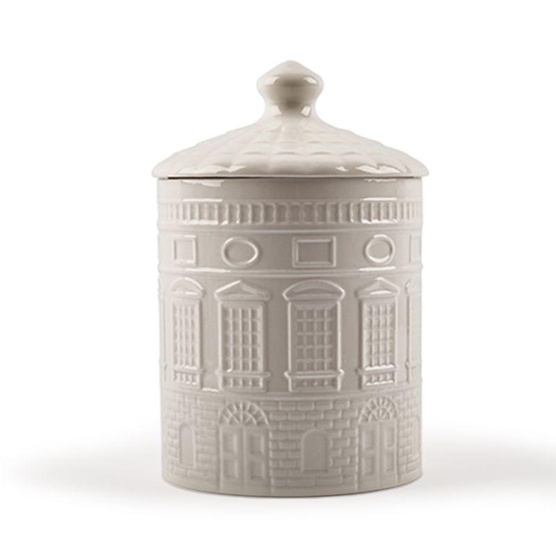 """Емкость для хранения с выпуклым дизайном """"Истории города"""""""