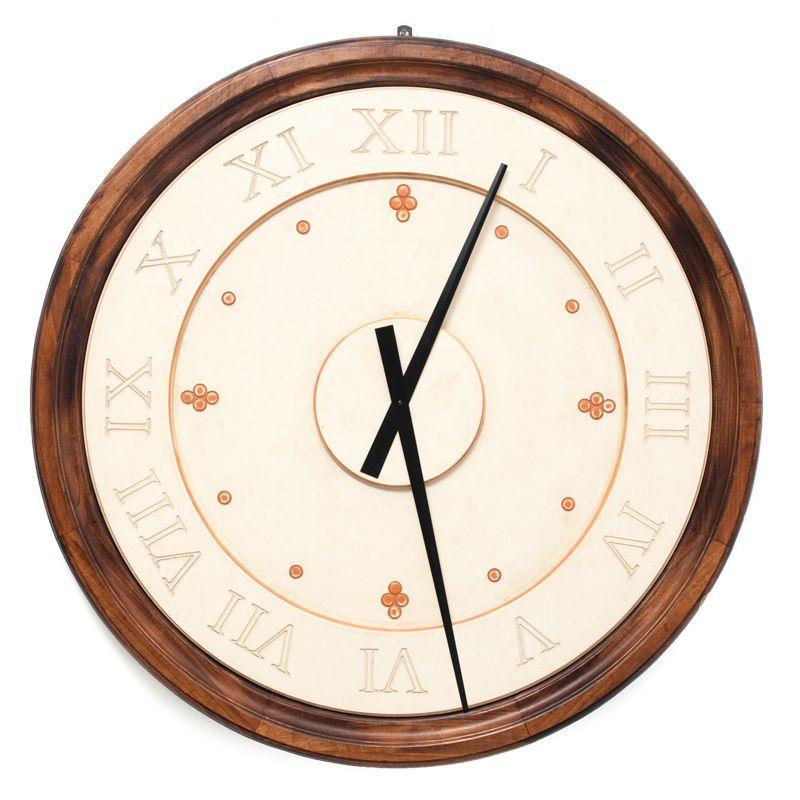Большие часы под старину