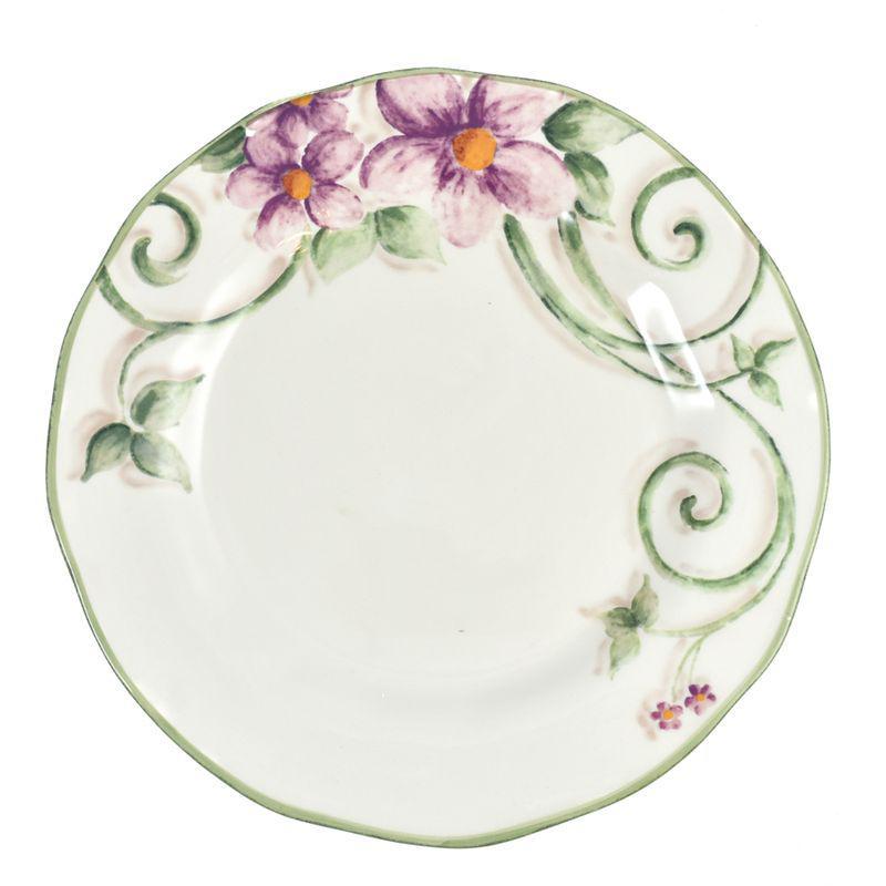 Тарелка обеденная Bizzirri Samantha 30 см