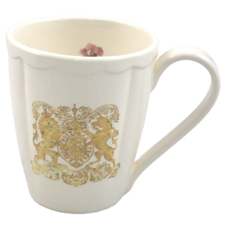 Чашка для чая Гортензия