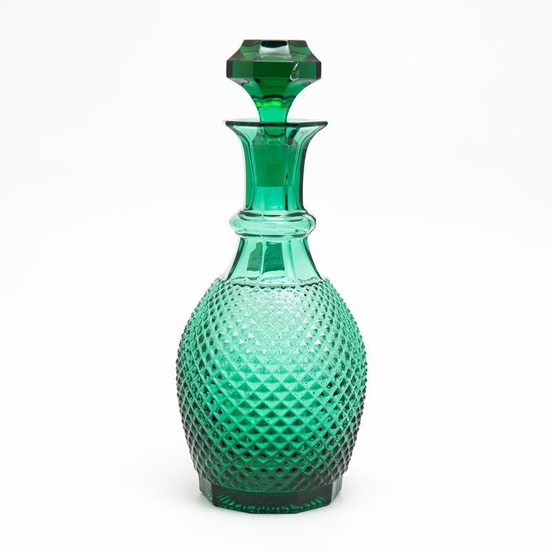 Графин для вина зеленого цвета Vista Alegre
