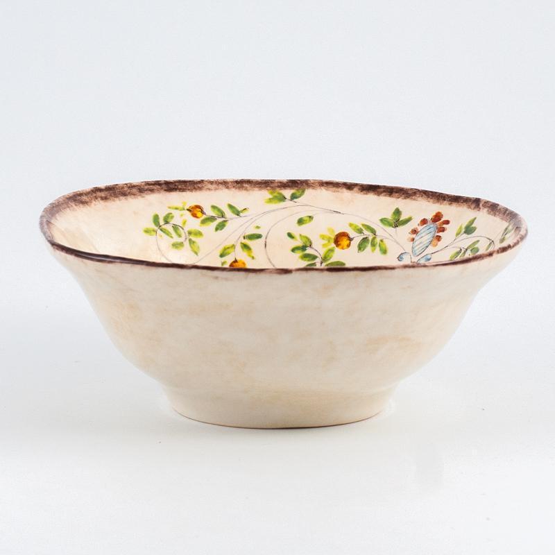 Тарелка суповая из прочной керамики Melograno