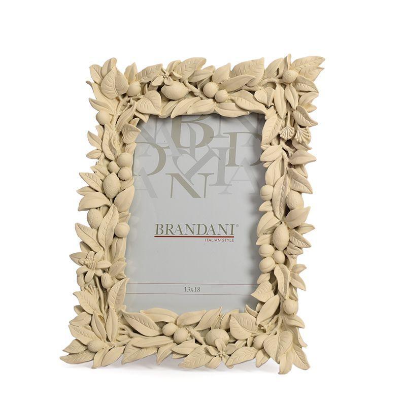 Рамка для фото с цветением цитрусовых