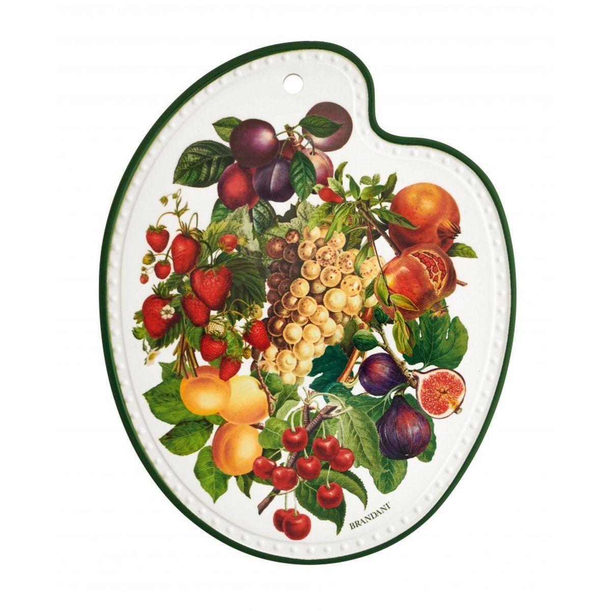 Декоративное настенное блюдо в форме палитры Le Primizie