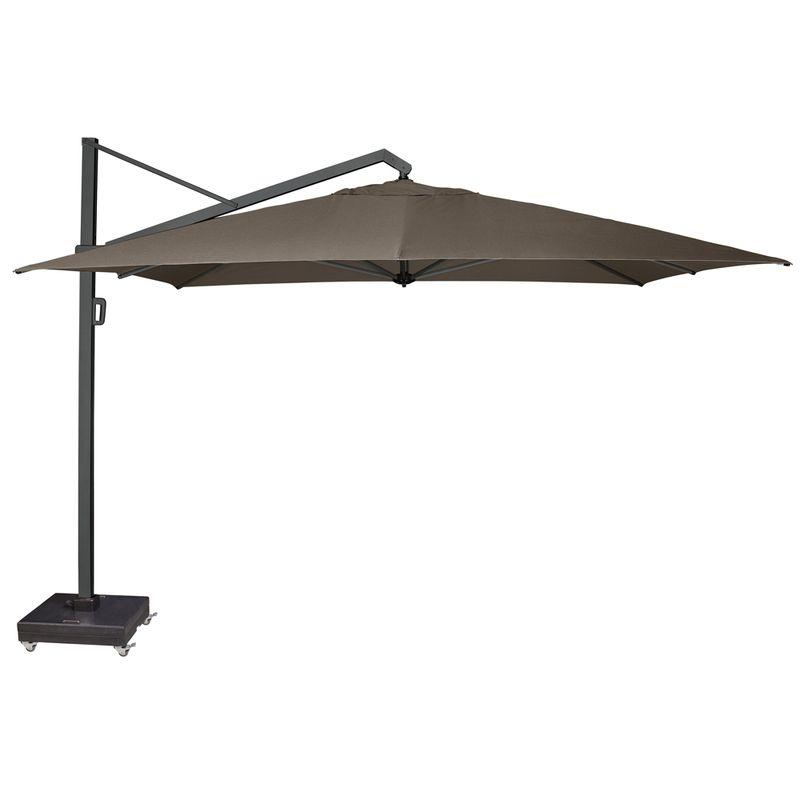 Садовый зонт цвета гавана Icon premium