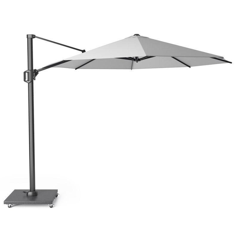Зонт для сада светло-серый Challenger T1